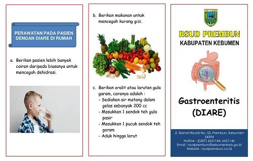 Gastroenteritis (DIARE)